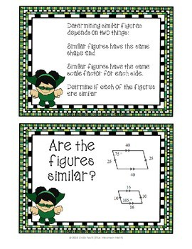 Are we Similar-Similar Figures Boom Cards-Digital Task Cards