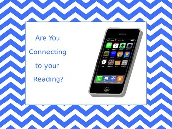 Are you Making Reading Connections