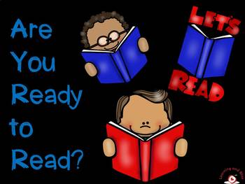 Are you Ready To Read?