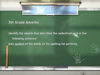 Are you Smarter than your 4th Grade Teacher- ELA