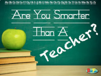 Are you Smarter than your 4th grade classmates- All Subjects