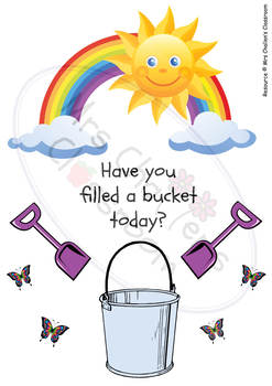 Are you a bucket filling classroom? Learn how to be.