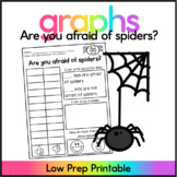 Are you afraid of spiders? - Graph Kit