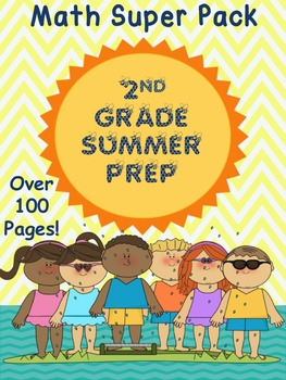 Second Grade Prep and Review (Math)