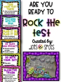 Are you ready to Rock the Test? Standardized Testing Strategies