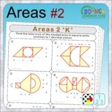 Area 2 (9 Numeracy sheets)