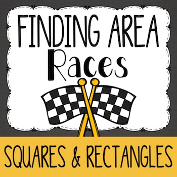 Area {A Math Center Game}