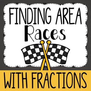 Area {A Math Center Activity}