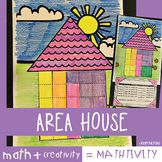 Area Paper Craft Activity
