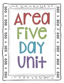 Area 5 Day Unit Paper Copies