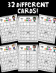 Area BINGO! 32 Different Cards PLUS Instructional Posters!