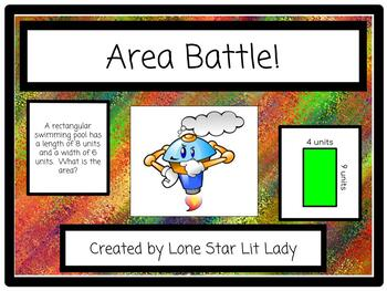 Area Battle! Game