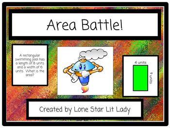 Area Battle Game