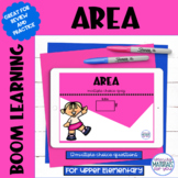 Area | Boom Learning℠