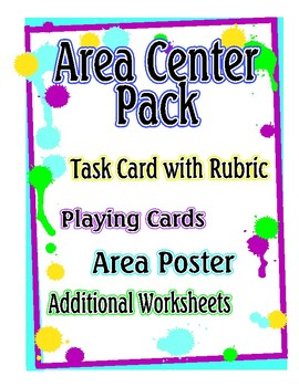 Area Center Pack
