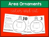Area Christmas Ornaments
