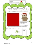 Area-Christmas Theme-Center Activities, Printables