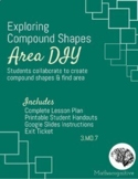Area DIY: Exploring Compound Shapes
