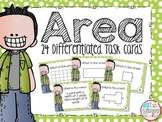 Area Differentiated Task Cards