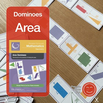 Area Dominoes Game