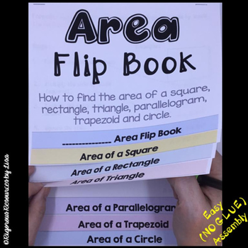 Area Flipbook - An Area Resource for Teachers, Students and Parents
