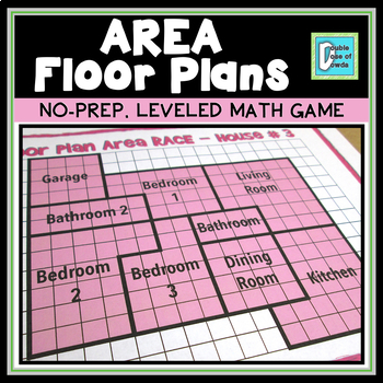 Area Floor Plan RACE
