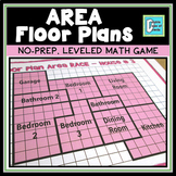 Area Floor Plan Activity