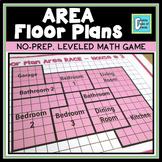 Area Floor Plan Activity