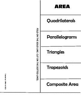 Area Foldable