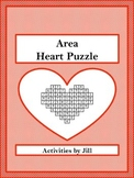 Area Heart Puzzle