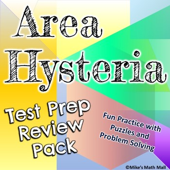 Area Hysteria - Test Prep Review Packet