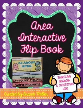 Area Interactive Flip Book