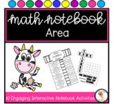 Area Interactive Notebook Unit