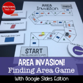 Area Invasion! A Math Board Game