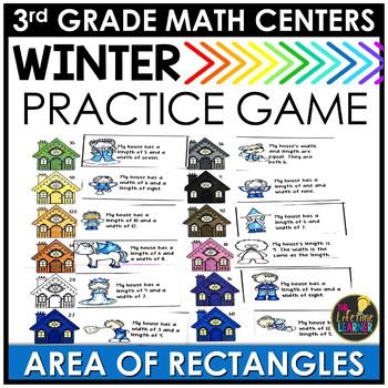 Area January Math Center