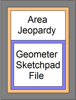 Area Jeopardy - Geometer Sketchpad File