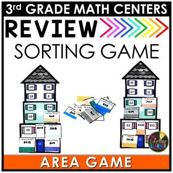 Area July Math Center