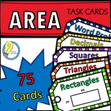 Area Task Cards  Imperial Units