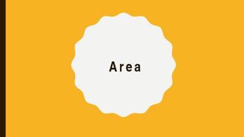 Area Lesson Bundle