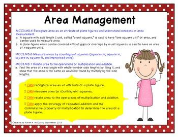 Area Management (Common Core)