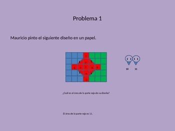 Area Measurement in Spanish
