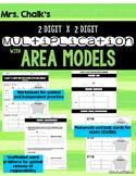 Area Model Multiplication - 2 digit by 2 digit
