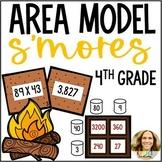 Area Model Multiplication Math Center