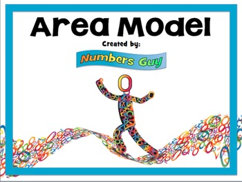 Area Model (Part of Multiplication Unit)