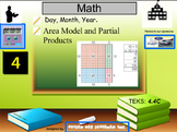 Area Model and Partial Products