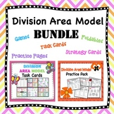 Area Model for Division Bundle – Distance Learning