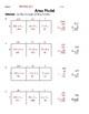 Area Model for Multiplication (3 digit x 1 digit)