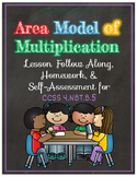 Area Model of Multiplication