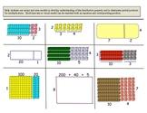 Area Models & Distributive Property