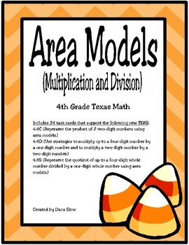 Area Models: Multiplication and Division